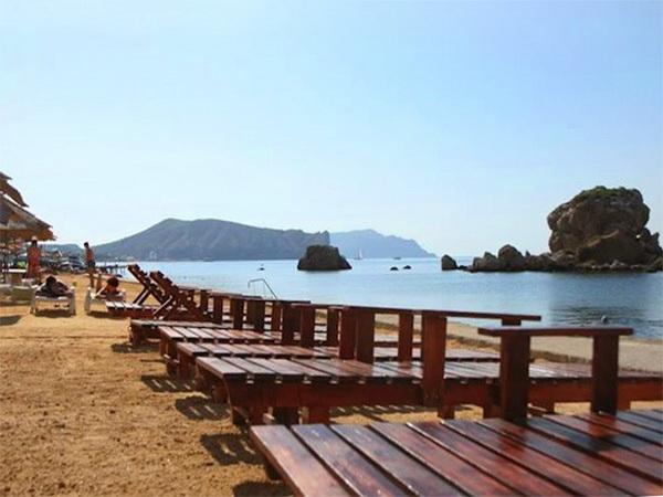 Отель Измир отдых в Судаке на берегу моря