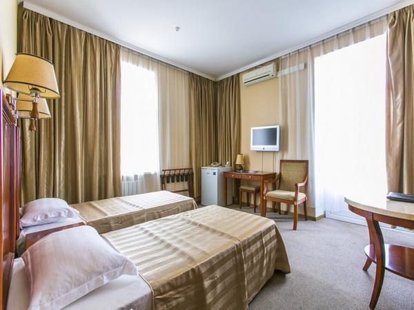 Отели и гостиницы Евпатории